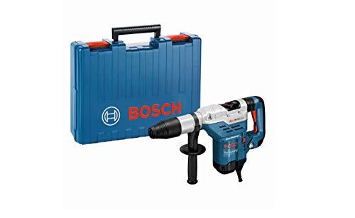 Bosch Professional Bohrhammer GBH 5-40 DCE (1.150 Watt, 8,8 J Schlagenergie, 1.500-3.050 min-1 Schlagzahl, im Handwerkerkoffer)