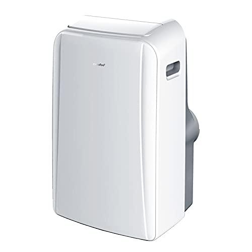 Comfee Mobiles Klimagerät Eco Cool Pro, 3-in-1 Klimaanlage mit Abluftschlauch, Kühlen&Entfeuchten&Ventilieren, 10000 BTU, 2.9kW, für Räume ca. 80m³(32㎡), EEK A
