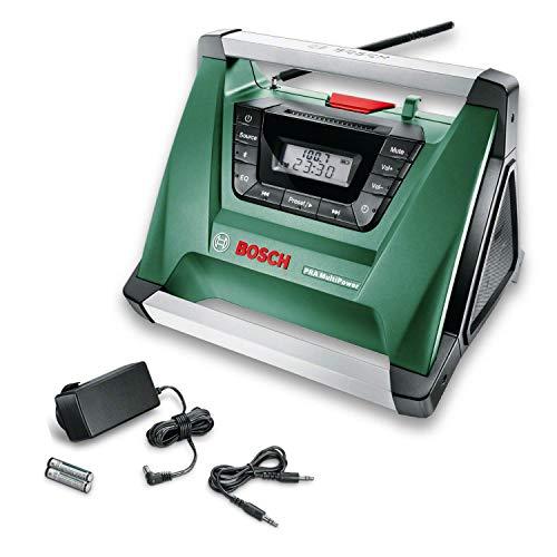Test Bosch Akku Radio PRA Multipower ReviewAttack
