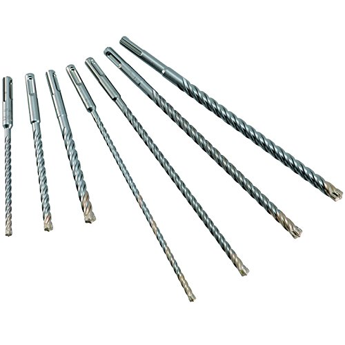 alpen 81600600100 SDS-plus Hammerbohrer F8 160/100x6mm, 6.0 mm