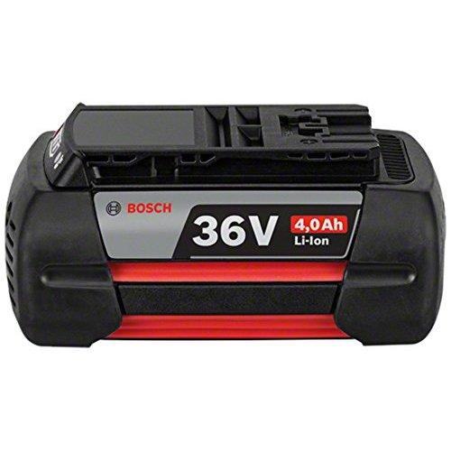 Bosch Professional 1600Z0003C 36V 4.0Ah GBA 36 V 4,0 Ah H-C Akku, 150 W, Schwarz