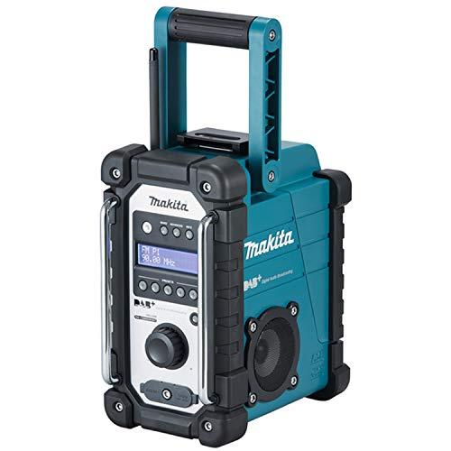 Makita DMR110 Akku-Baustellenradio 7,2 V - 18 V mit DAB+