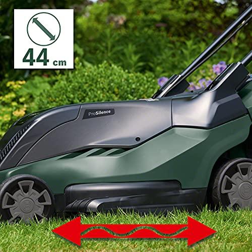 Bosch Rasenmäher AdvancedRotak 750 (1700 Watt, Schnittbreite: 44 cm, Rasenflächen bis 750 m², im Karton)