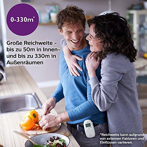 Philips AVENT SCD723/26 Babyphone, weiß