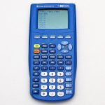 Texas Instruments TI-82 STATS frontal